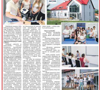 Najnowocześniejsza szkoła w powiecie kłodzkim – już otwarta!!!